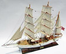 "STATSRAAD LEHMKUHL Tall ship 38"" - Handcrafted Wooden Model Ship NEW"