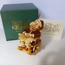 Jingle Bell Rock - Harmony Kingdom Santa Father Christmas Figurine - TJSESA98