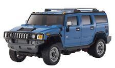 Kyosho Mini-z Sports Overland Hummer H2 Blue Car Body
