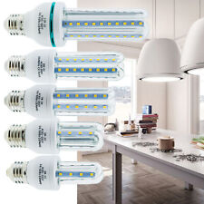E27 3W 5W 7W 9W 12W LED Luz De Maíz Lámpara Bombillas 85-265V Blanco Ahorro De Energía RCL811