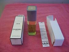 vintage Chanel No 19 eau de toilette Yr 1987 EDT 3.4 oz / 100 ML new,boxed,women