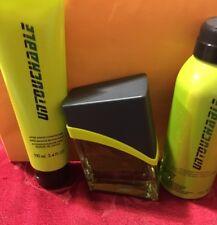 Avon Untouchable Eau de Toilette Spray After Shave Conditioner & Hair Body  Wash