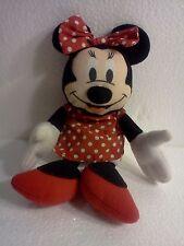 """Disney Mini Mouse  Bean Bag Plush  8"""""""