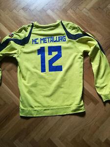 Match Worn Jersey DARKO STANIC Handball club Metalurg Macedonia
