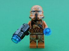 ★ LEGO STAR WARS - 75089 - FIGURINE - CLONE TROOPER AEROPORTE GEONOSIS - NEUF !!
