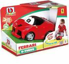 Burago Red Car Ferrari Drives Back and Forth & Sounds Baby Toy +12 months