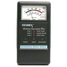 Tramex Moisture Encounter Plus Moisture Meter (Supplied with Aust Tax Invoice)