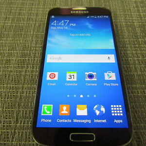 SAMSUNG GALAXY S4, 16GB (SPRINT) CLEAN ESN, WORKS, PLEASE READ!! 41836