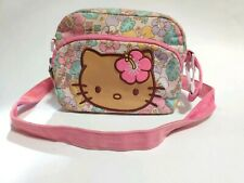 Sanrio Hello Kitty Hawaii Exclusive Aloha Crossbody Handbag Tote Shoulder Bag