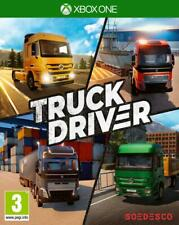Truck Driver pour Xbox One Soedesco
