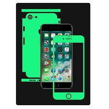 Glow in the Dark Skin Protector,Full Body Vinyl Decal,Wrap for Case, iPhone 8