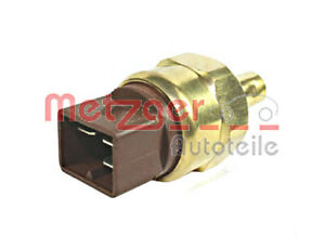METZGER Coolant Temperature Sender Unit Brown For AUDI 100 Avant 200 80 82-00