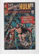 Tales to Astonish Sub-Mariner and The Incredible Hulk Feb No. 76