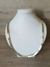 Halskette Collier tolle Glieder auffällig 925 Silber teilw. verg. 66,20 g CP4788