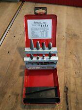 Snap On Vw800d 8 Pcs Solid Carbide Burr Set