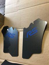 Ford Focus RS Mk2 Slam Panel extremos/Carbono Efecto De Plástico