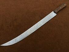 Custom Handmade Damascus Steel Kitchen knife, Chef Knife, Bread Cutter