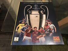Etiqueta engomada de la Liga de Campeones Álbum. 2011/2012.!! nuevo!!!