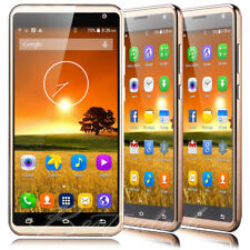 "5.5"" Cell Phone Android Net10 AT&T T-Mobile Quad Core 2SIM Smartphone Unlocked"