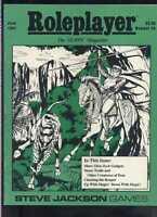 Roleplayer Magazine June 1991 - Gurps - No 24 Steve Jackson Games  MBX99