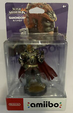 Super Smash Bros Ultimate GANONDORF Amiibo Nintendo SWITCH 3DS SEALED