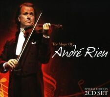 The Magic Of Andre Rieu (CD, May-2010, 2 Discs, Special Edition) Brand New