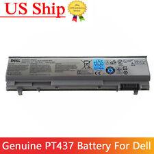 New listing Genuine Oem Battery For Dell Latitude E6400 E6410 E6500 E6510 Ky477 Pt434 W1193