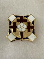 Authentic US Army Fort McPherson Army Hospital DI DUI Unit Crest Insignia G23