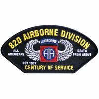 82nd Airborne Division Hat Patch