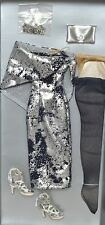 """Tonner Diana Prince Modern Day Princess 16"""" OUTFIT & ACCESSORIES NEW"""
