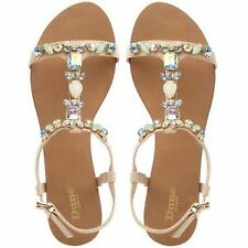 Dune Very High Heel Sandals and Beach Shoes
