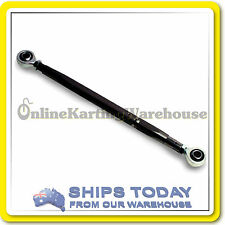 GO KART TIE ROD FULLY ADJUSTABLE Arrow Monaco x1  KARTELLI ROD ENDS NEW !