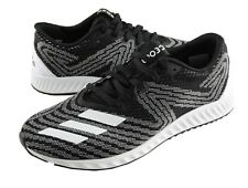 Adidas Men Aerobounce Pr Training Shoes Running Gray Black Sneakers Shoe Aq0106