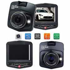 Dash Cam GT300 Mini Car DVR Camera Full HD 1080P HDMI Recorder Black UK