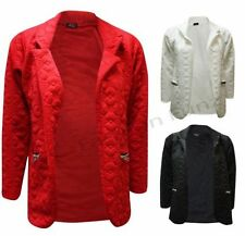 Winter Formal Coats & Jackets without Fastening for Women
