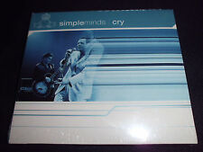 SIMPLE MINDS Cry Rock/Pop Maxi CD 3 Tracks NEU+foliert!!!