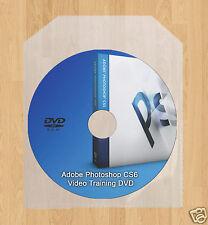 Learn Adobe Photoshop CS6 tutorial training anleitung foto bild bearbeitung