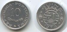 G4945 - Guinea Bissau 10 Centavos 1973 KM#12 UNC RAR Republic Portuguese
