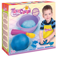 TrueDOUGH - Make Your Own Modelling Dough Play Doh Set - Single Denim Blue