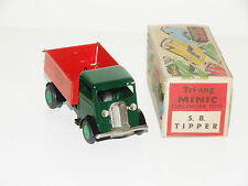 Triang Minic 86m Clockwork SB Forward Control Tipper Lorry