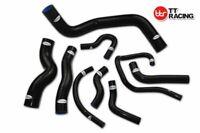 Silicone Hose Kit for Nissan Silvia S14 / S15 SR20DET 200SX 2.0L Turbo Black