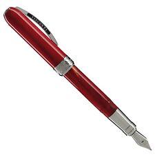Penna stilografica Visconti Rembrandt Red rossa Fountain Pen in Red
