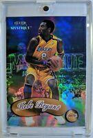 1999 99-00 Fleer Mystique Gold Kobe Bryant #61, Parallel, Los Angeles Lakers