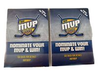 PPG Paints Arena NHL Hockey Cards MVP Upper Deck Unopened Matt Murray Pair P8