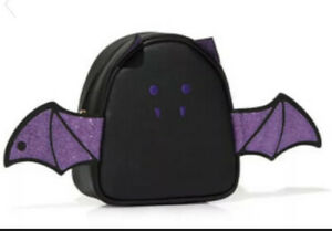NWT Bath & Body Works Halloween 2021 New Bat Cosmetic Bag Holiday Makeup Pouch