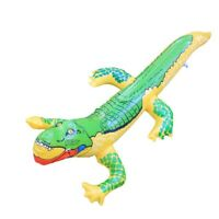 BLOW UP INFLATABLE TOYS Fancy Night Party Accessory Prop Up Decoration-Crocodile