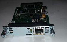 CISCO VWIC2-1MFT-T1/E1 HOLOGRAM Multiflex Trunk Card 6Mth 800-22628