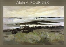 PETROFF & LE MEUR ALAIN A. FOURNIER PEINTRE + 3 TIRES A PART 2007 PEINTURE ART