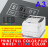 New OKI White & Clear Color Printer with RIP,like C941 Pro9541 Pro9542 PRO8432WT