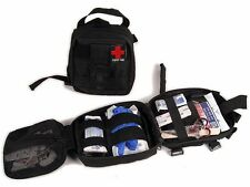 Jeep Truck SUV Car First Aid BAG and 50 Piece Aid Kit attaches to Roll Bar Other